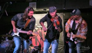 On Tour with Southern Drawl Band 2016